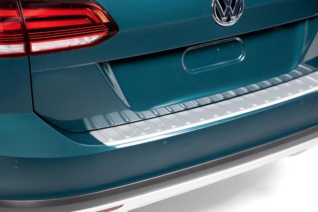 Rear Bumper Protection Plate - Volkswagen (5NA-061-195-A)