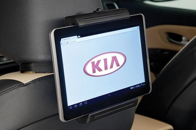 Tablet Holder Kit - Kia (00053-ADU01)
