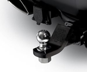 Trailer Hitch Ball - 1 7/8in - Acura (08L92-S9V-100G)