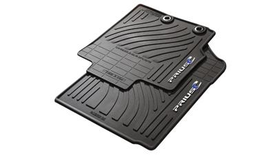 Prius C All Weather Mats Tubstyle - Toyota (PT206-52160-02)