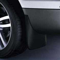 Splash Guards - Front - Off Road Package