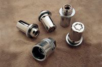 Wheel Locks - Lexus (PT276-6007B)
