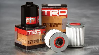 Trd, Oil Filter - Toyota (PTR43-00079)