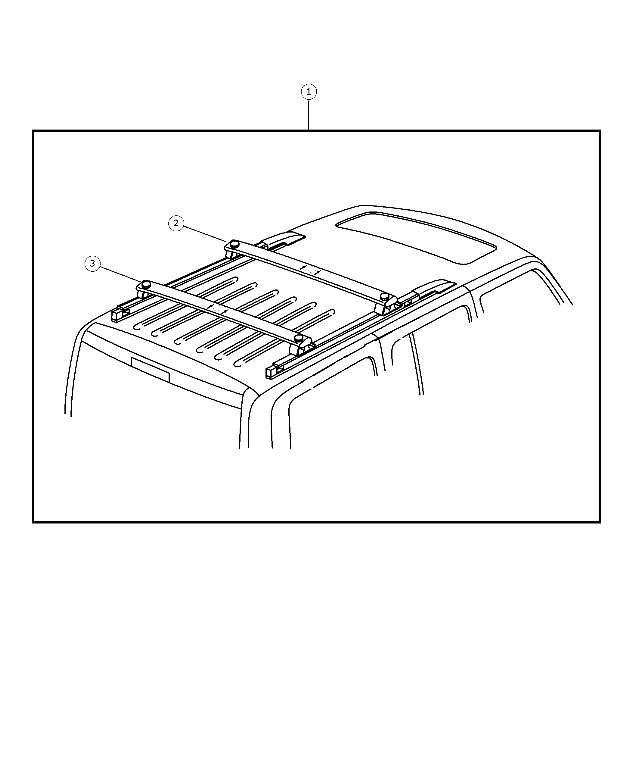 Rack Kit - Roof - Rack Kit, Roof