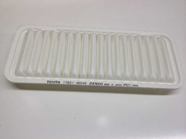 Genuine Toyota Air Filter - Toyota (17801-40040)