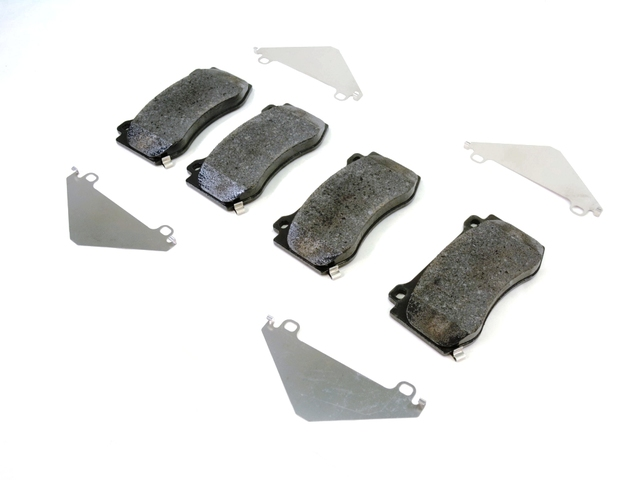 Front Disc Brake Pad Kit - Mopar (68002193AA)