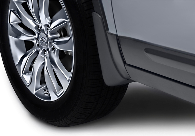 Splash Guards - Rear - Kia (2PF46-AC100)