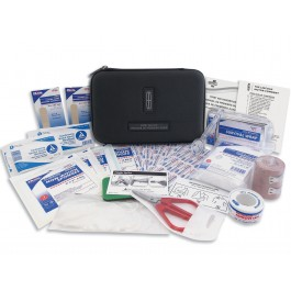 First Aid Kit W/Lincoln Logo