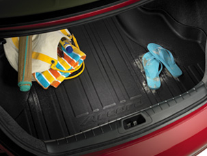 Trunk Tray - Coupe