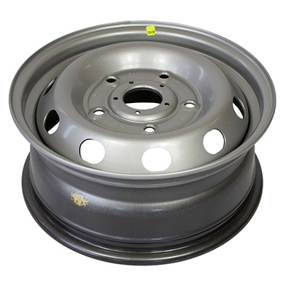Wheel, Steel - Ford (CK4Z-1007-C)