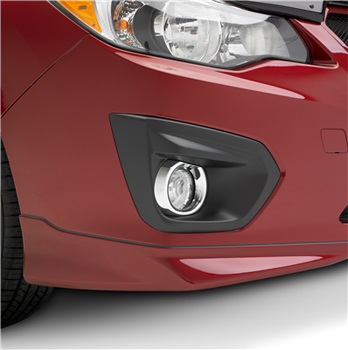 Fog Light Kit (W/ Black Bezels)