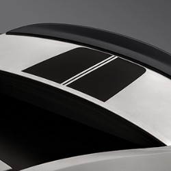 Rear Spoiler, Phantom Black