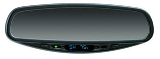 Mirror, Rear-View Auto-Dimming W/Compass