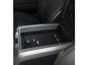 Console Vehicle Safe, Full Floor Console - Ford (VFL3Z-2806202-A)