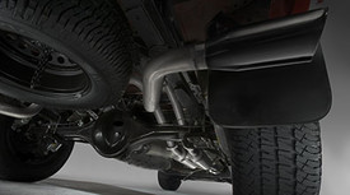 Trd Performance Dual Exhaust System
