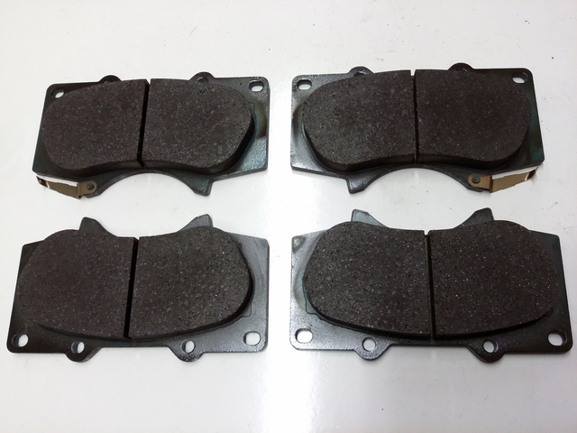 "FRONT BRAKE PADS....... Or Search For ""04465-AZ001-TM"" for Genuine Toyota Ceramic Economy Pads - Toyota (04465-60320)"
