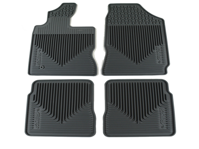 Floor Mats - Slush - (4) - Gray - Mopar (82209647AC)
