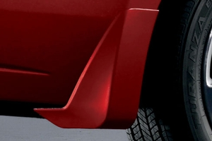Splash Guards, Rear (Primed Finish)