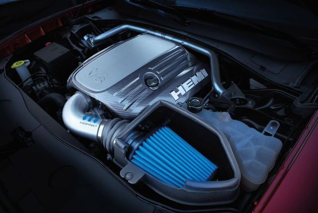 2011-2014 Dodge Challenger Charger & Chrysler 300 5.7 HEMI Cold Air Intake Kit - Mopar (77070044AD)