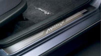 Door Sill Enhancements - Toyota (PTS21-12030)