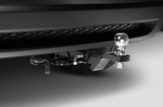 Trailer Hitch With Harness - Acura (08L92-TX4-200)
