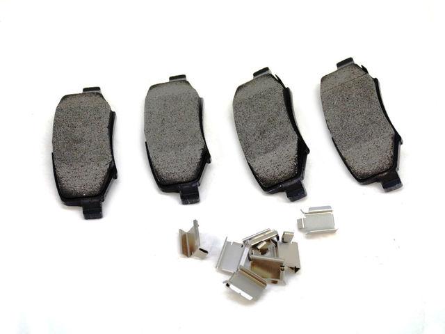 CHRYSLER OEM Brake-Rear-Brake Pads Spring 68003705AA