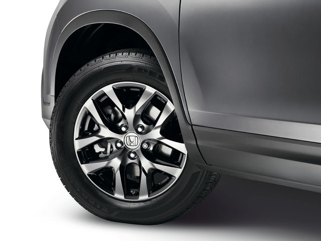 18-Inch Chrome-Look Alloy Wheels