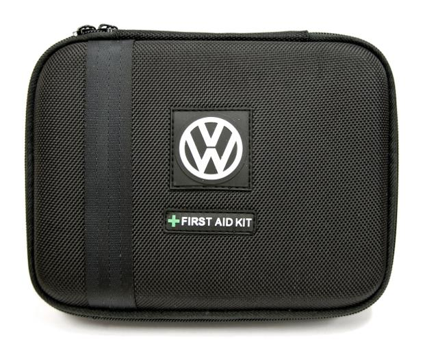 First Aid Kit - Black - Volkswagen (000-093-108-B-9B9)