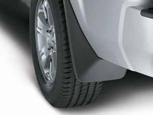SPLASH GUARD SET (REAR) (2006-2008 RIDGELINE)