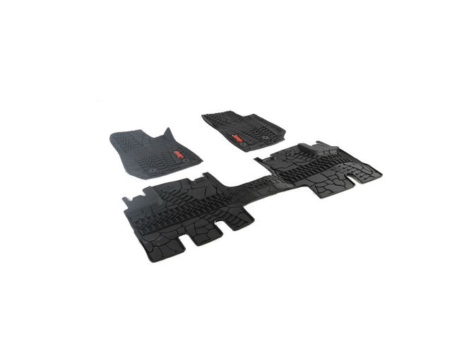 Floor Mat Kit - Mopar (68304255AA)
