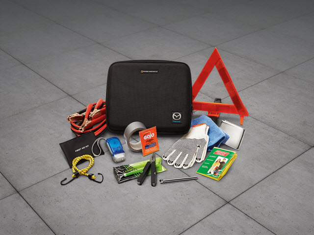 Roadside Assistance Kit - Mazda (0000-8D-Z03)
