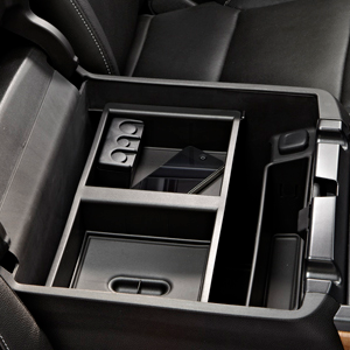 Cargo Organizer, Console Tray in BLACK - GM (22817343)