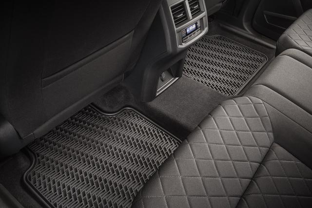 Monster Mats, Atlas Logo (For Bench Seats) - Volkswagen (3CN-061-550-041)