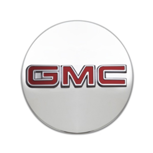 Wheel Center Cap, Polished Chrome