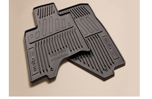 Floor Mats, All Weather, Black - Infiniti (999E1-52000)