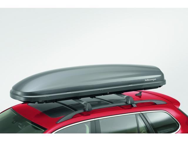 Roof Box Carrier Attachment - Volkswagen (000-071-200-AE)