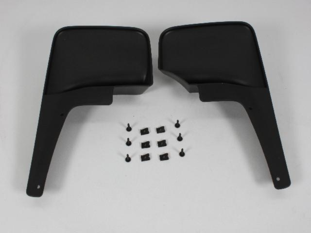 Deluxe Molded Splash Guards - Rear - Mopar (82209094)