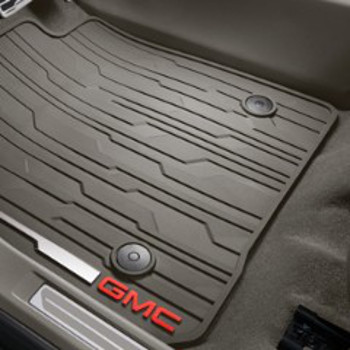 Floor Mats, All-Weather &