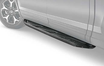 Running Boards - Black