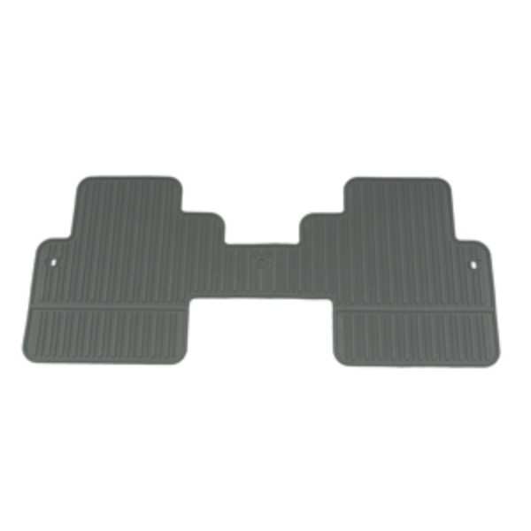 Floor Mats, All Weather, Rear - GM (22890471)