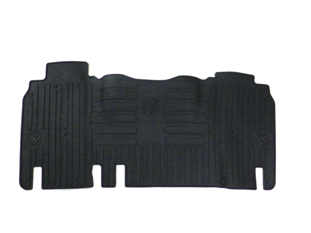 Floor Mats, Ram's Head Logo, Slush, Rear - Mopar (82213488)