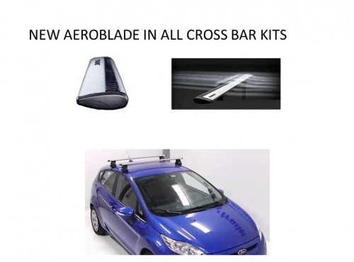 Roof Aeroblade Cross Bars - Ford (VDL2Z-7848016-A)