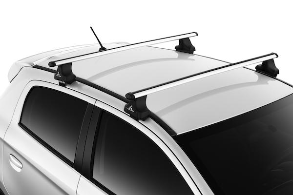 2014 2019 Mitsubishi Mirage Roof Rack Mz314660 Auto Parts