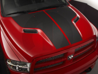 Hood Decal Kits
