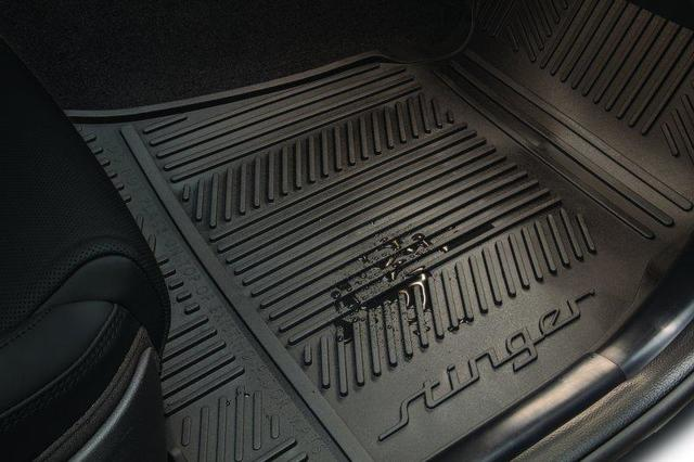 Floor Mats, All-Weather - Rwd