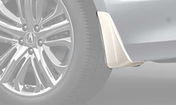 Splash Guard, Rear *NH883P* (Platinum White Pearl)