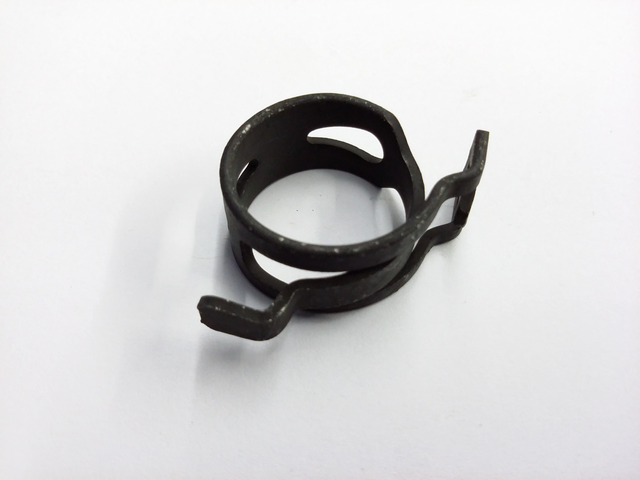 Engine Oil Cooler Hose Retaining Clamp - Audi (N-906-869-02)