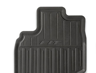 Floor Mats, All-Season Black - Honda (08P13-TK6-110)