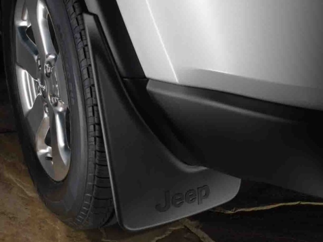 Splash Guards, Deluxe Molded, Black