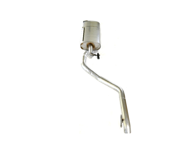 Exhaust Muffler And Tailpipe - Mopar (52124037AG)